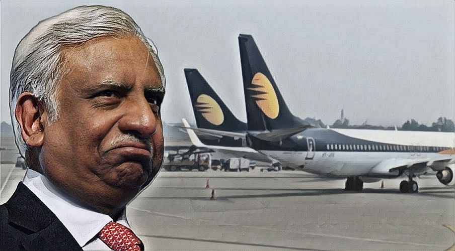 Jet Airways: If you (Naresh Goyal) are ready to give 18,000 crore bank guarantee, you can go (abroad)