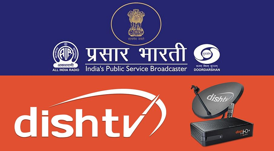 Delhi HC pulls up Prasar Bharti for infringing Dish TV trademark