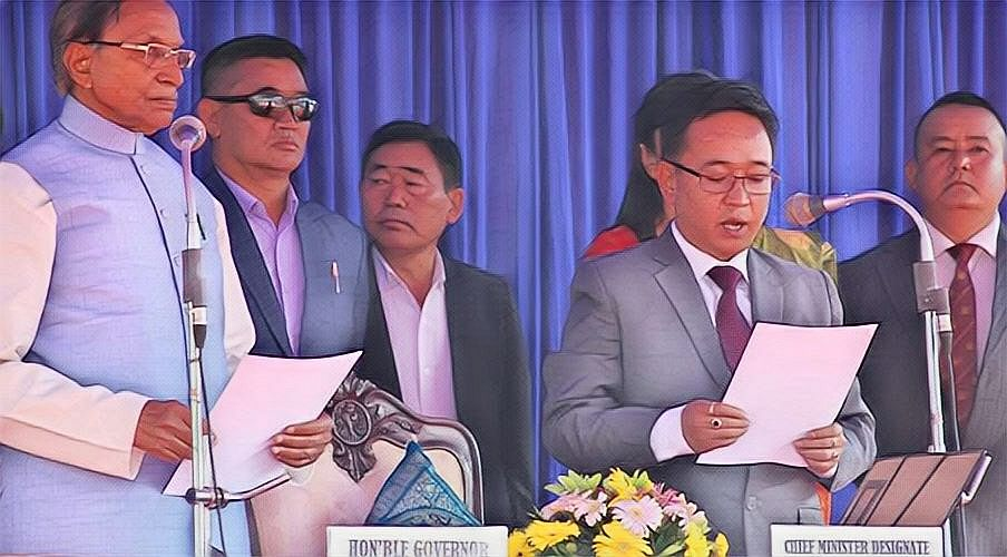Supreme Court issues notice in challenge to appointment of Sikkim Chief Minister Prem Singh Tamang