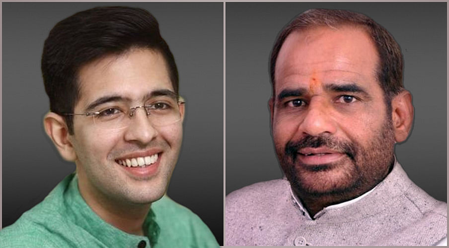 AAP South Delhi candidate Raghav Chadha moves Delhi HC against BJP candidate Ramesh Bidhuri's win