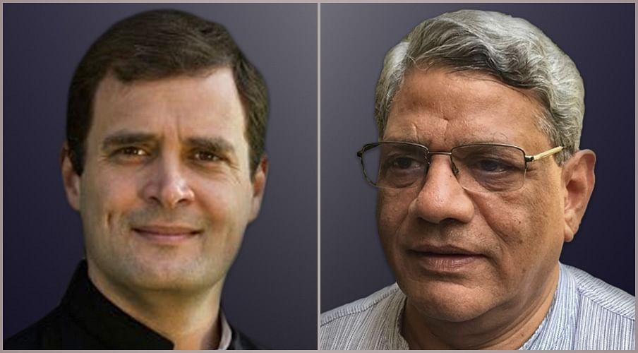 Rahul Gandhi, Sitaram Yechury plead 'not guilty', secure bail in criminal defamation case filed by RSS worker