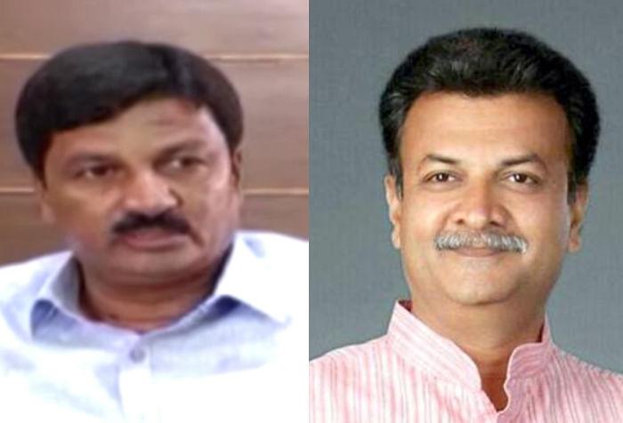 Gokak MLA Ramesh Jarkhiholi and Athani MLA Mahesh Kumathalli have approached the Supreme Court