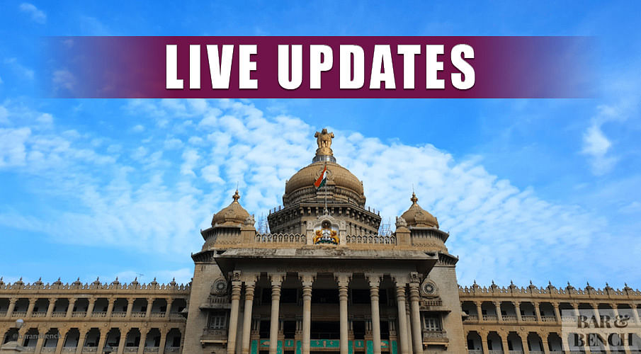 Karnataka Political Crisis: Live Updates from the Supreme Court