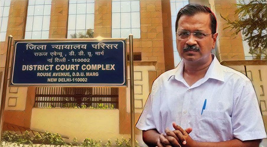 Delhi Court summons CM Arvind Kejriwal in defamation case by BJP MLA Vijender Gupta