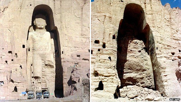 Part III of Constitution of India alias Bamiyan Buddhas