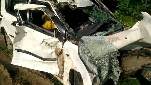 Unnao Rape victim, lawyer critically injured in road accident; foul play suspected