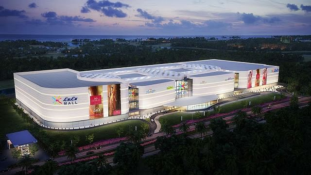 Lulu Mall justifies grant of Environmental Clearance for Tvm Project, claims it is a township
