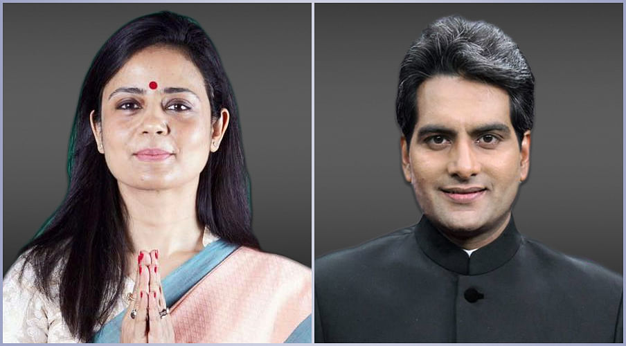 Delhi Court exempts personal appearance of Sudhir Chaudhary in Mahua Moitra's defamation case