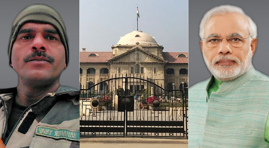 Allahabad High Court issues notice to PM Narendra Modi in Petition by Tej Bahadur Yadav challenging election from Varanasi