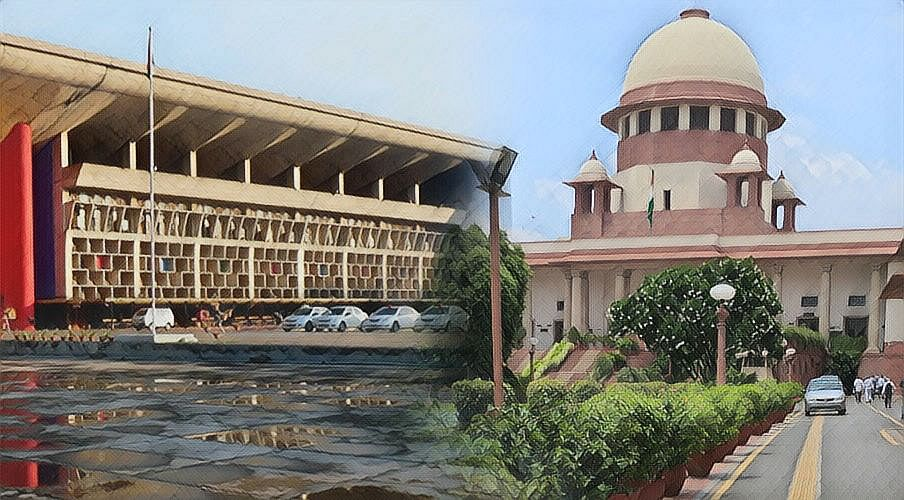 """Supreme Court pulls up Punjab and Haryana High Court for """"casual and cavalier"""" judgment"""