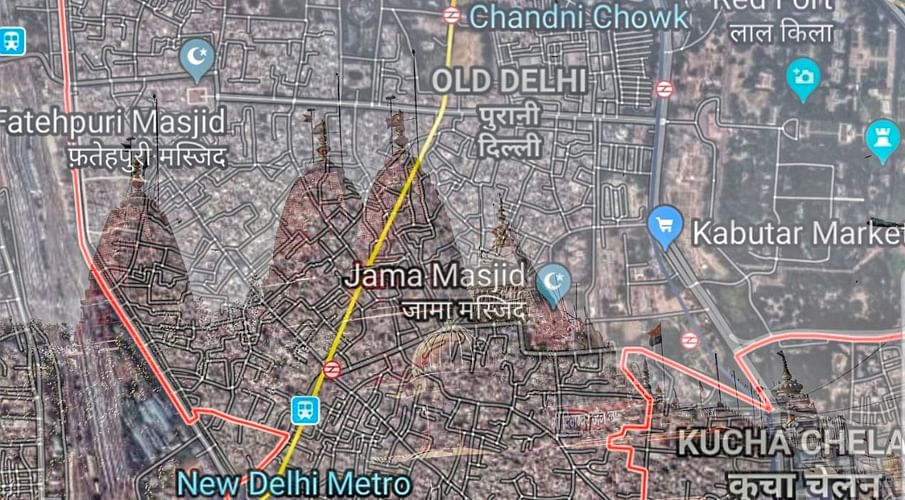 Plea in Delhi HC seeks SIT probe into attack on Chandni Chowk Temple