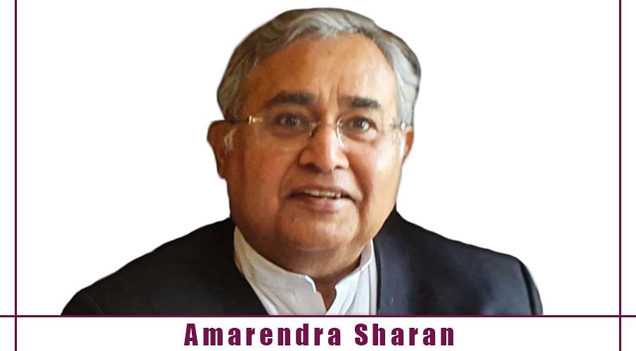 Tribute: Amarendra Sharan – Who shall always live!