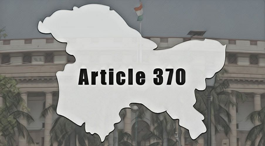 Supreme Court agrees to hear plea by J&K People's Conference against abrogation of Article 370