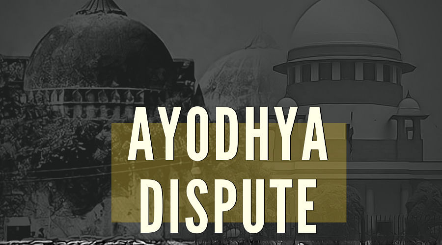 Ayodhya Hearing: Live Updates from Supreme Court [Day 21]