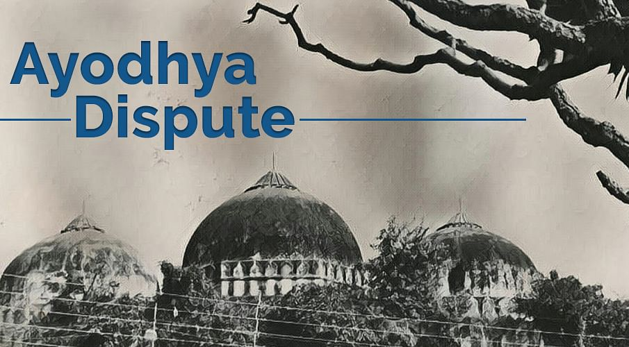Ayodhya Hearing: Can you wish away the existence of the mosque? Justice SA Bobde [Updates Day 15]