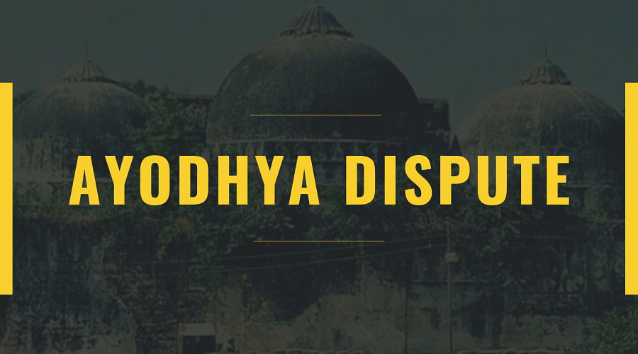 Ayodhya Hearing: Live Updates from Supreme Court [Day 5]