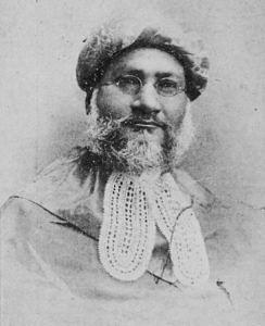Justice Badruddin Tyabji