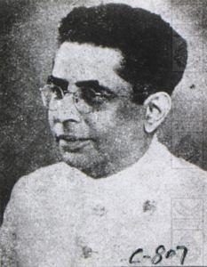 Justice PV Rajamannar