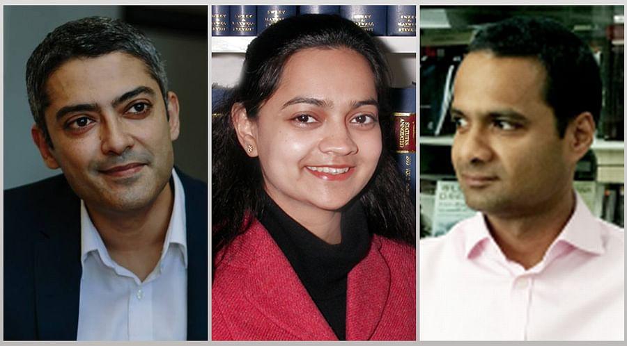 NLSIU grads Dev Gangjee, Tarunabh Khaitan, and Lavanya Rajamani appointed as Professors at Oxford