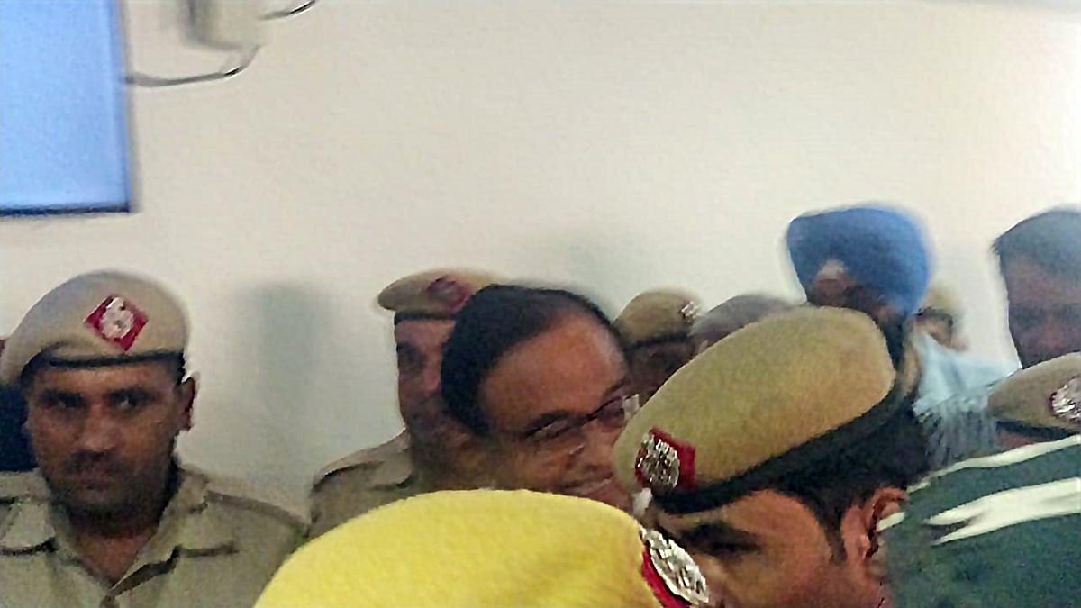 Breaking: CBI custody of P Chidambaram extended till September 2