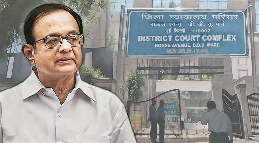 INX Media case: CBI Court takes cognizance of chargesheet filed by CBI against P Chidambaram and Ors
