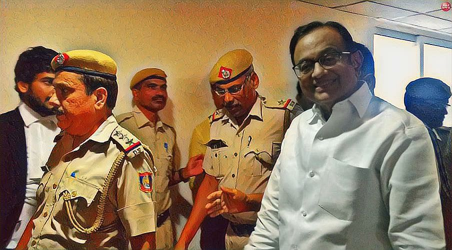 Breaking: Special CBI Court sends P Chidambaram to judicial custody till September 19