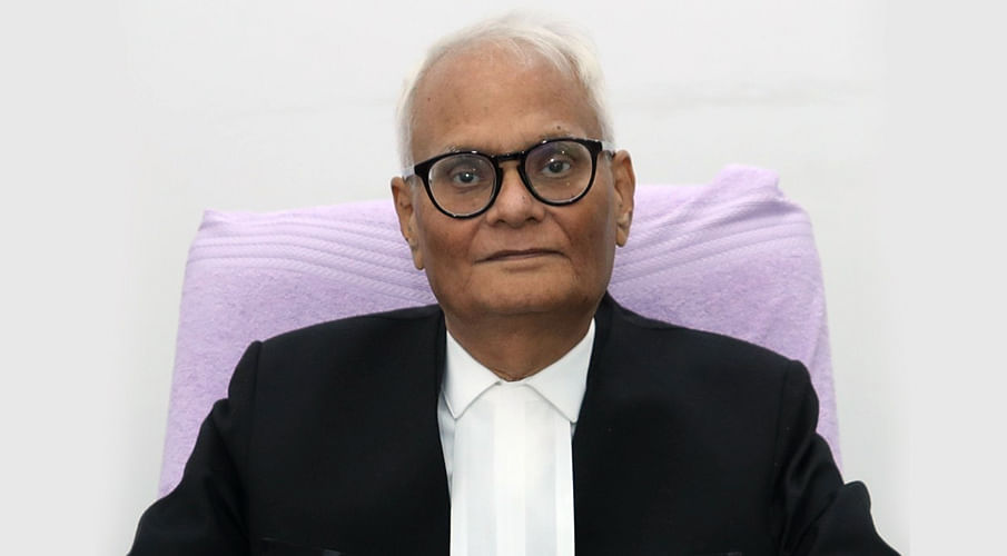 Acting Chief Justice of Jharkhand High Court, Justice Prashant Kumar passes away