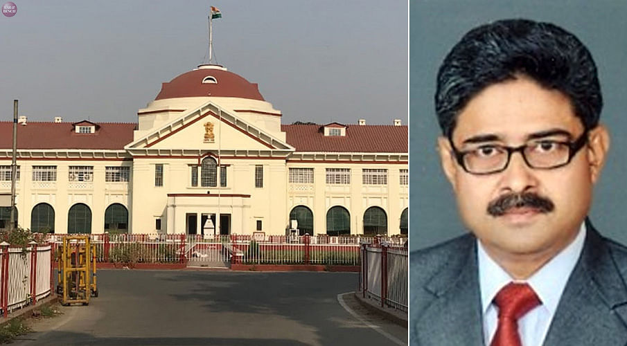 Justice Rakesh Kumar (who alleged corruption in the Judiciary) transferred to Andhra HC
