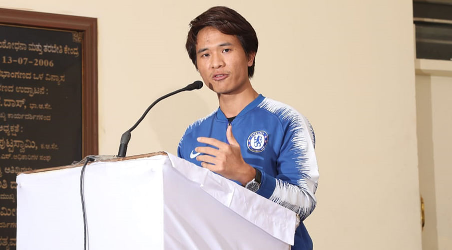 Thangminlal Haokip