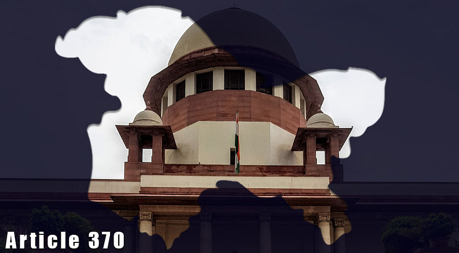 President cannot modify Article 370 using Article 370: First challenge by Kashmiri mounted in Supreme Court