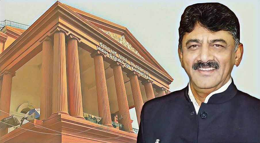 Karnataka High Court dismisses three criminal cases filed by Income Tax Department against DK Shivakumar in relation to tax evasion