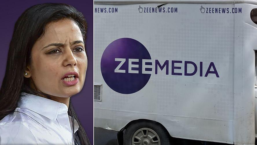 Delhi Court frames notice against Mahua Moitra in criminal defamation case by Zee Media