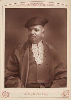 Justice Nanabhai Haridas – Photo Credit: National Portrait Gallery