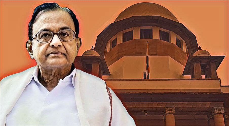INX Media: Supreme Court extends custody of P Chidambaram for three days (for now)