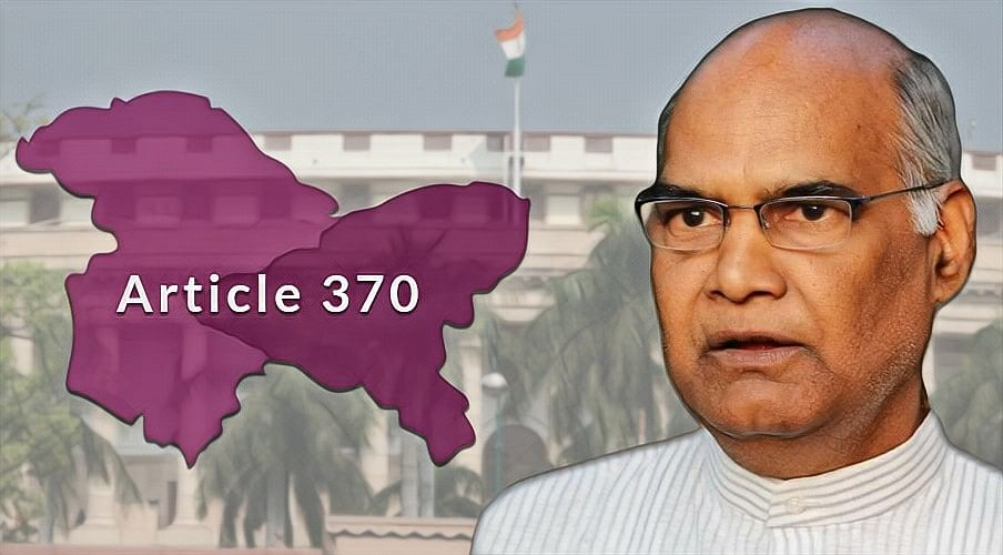 One Constitution for India and Jammu & Kashmir: Read Presidential Declaration under Article 370(3) that ceases Article 370
