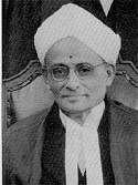 Justice M Patanjali Sastri