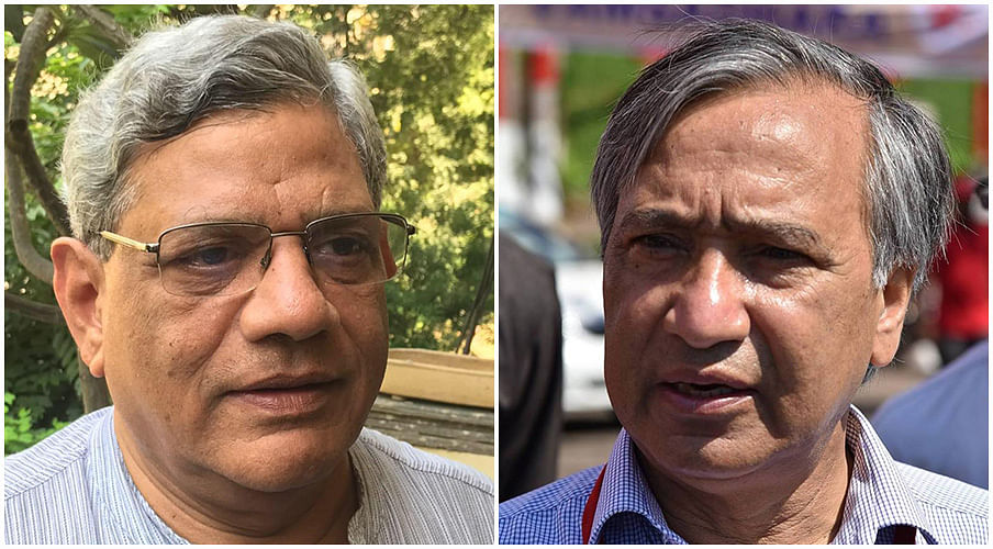 Habeas Corpus petition filed by Sitaram Yechury in Supreme Court for production of detained Kashmir CPI(M) leader Mohammed Yusuf Tarigami