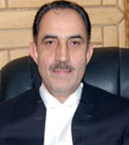 Justice Ali Mohammad Magrey