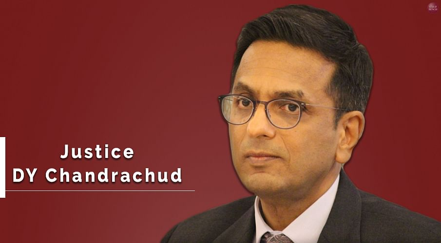 """We must scrutinize the actions of those in power everyday"" Justice DY Chandrachud while speaking on Human Rights Day"