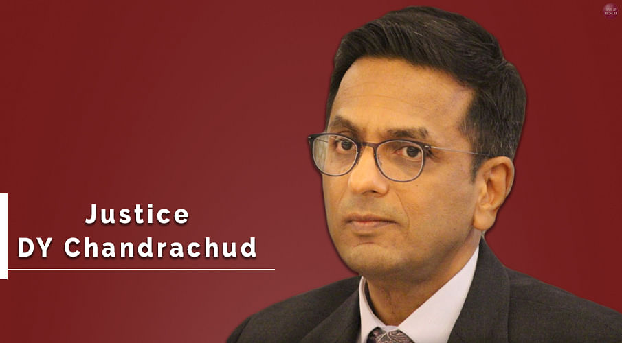 Transferring judges not a solution, Justice DY Chandrachud