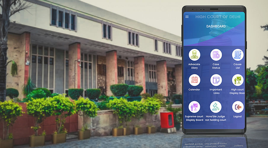 Delhi High Court launches its Official Mobile Application