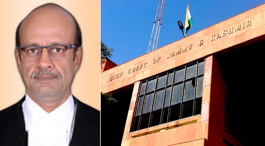 J&K HC Bar Association resolves to boycott Court of Justice Rajesh Bindal