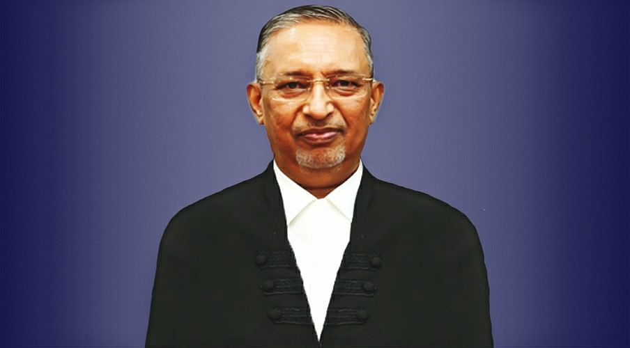 Justice Vineet Kothari appointed Acting Chief Justice of Madras High Court