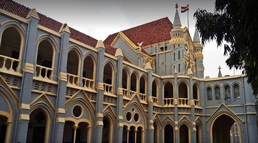 Can a judge stay a reference order passed against his judgment? Question arises at Madhya Pradesh High Court