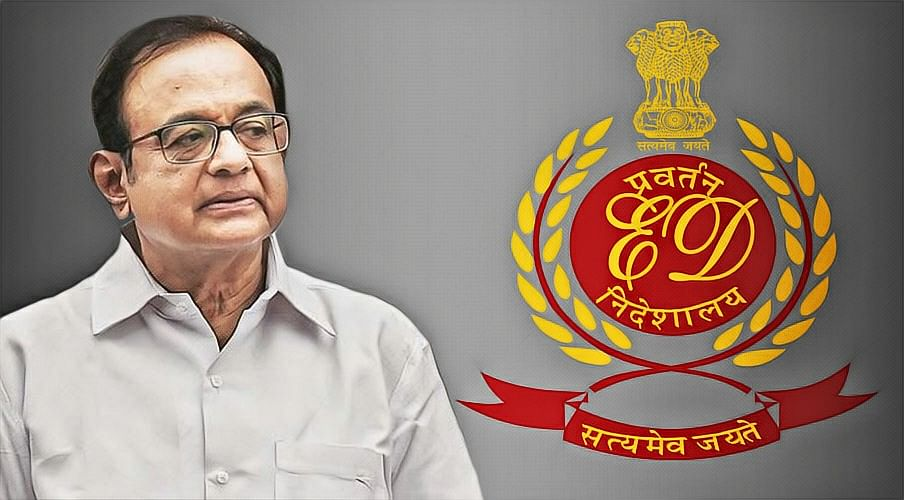 INX Media: CBI Court extends ED custody of P Chidambaram till Oct 30