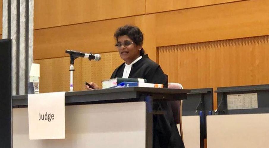 Justice Prathiba M Singh leads delegation at Judicial Symposium on Intellectual Property, Tokyo