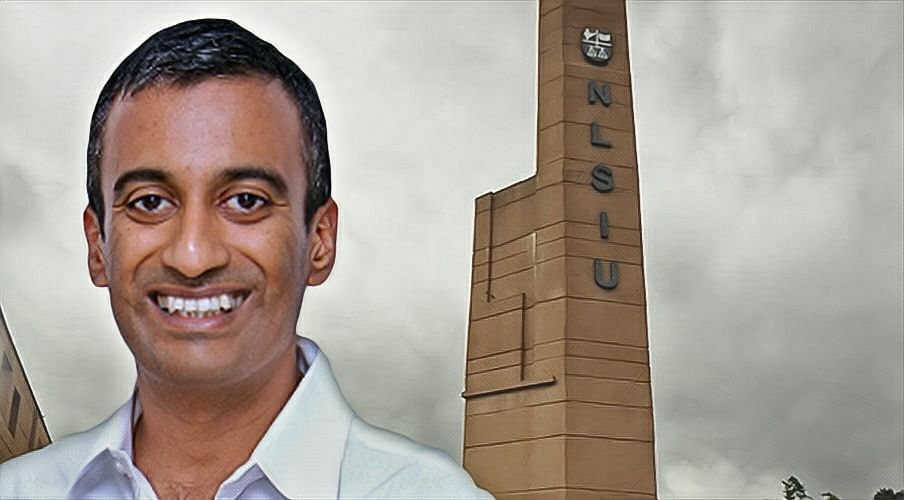Breaking: Prof Sudhir Krishnaswamy appointed as new Vice-Chancellor of NLSIU Bangalore