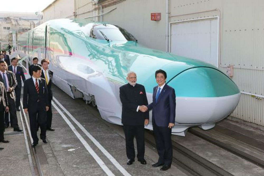 Gujarat HC dismisses challenge to land acquisition for Bullet Train Project