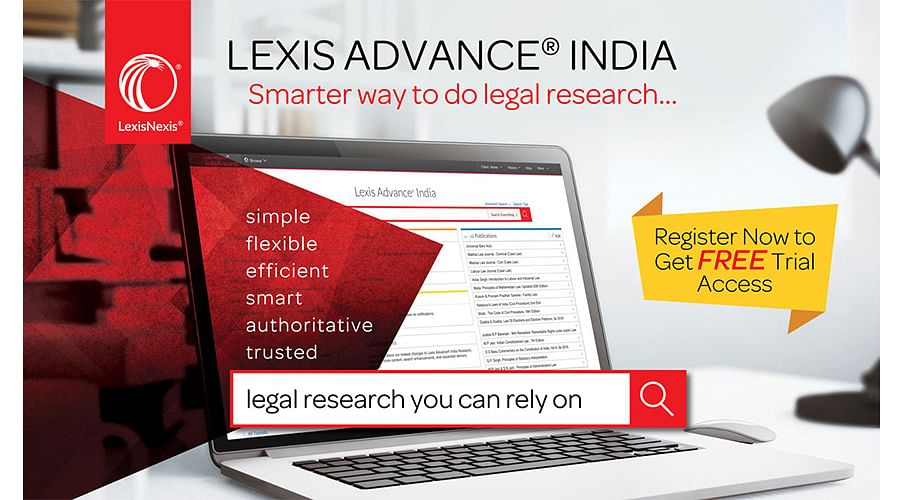 Sponsored: Lexis Advance – Simplify your legal research!