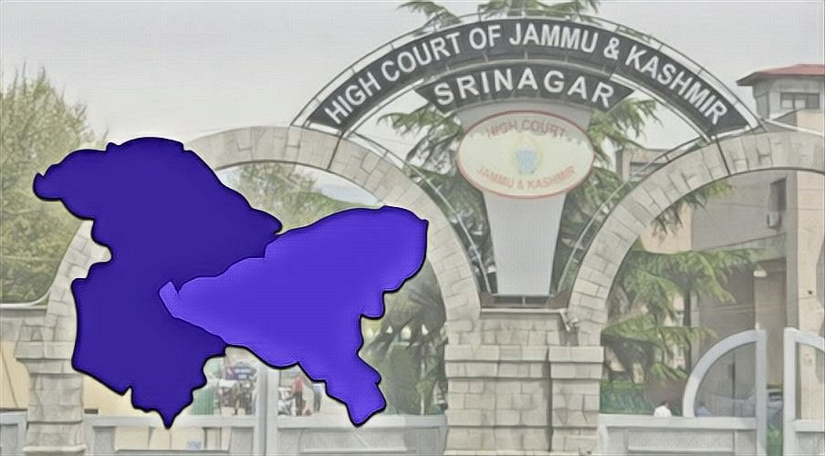 Jammu & Kashmir High Court refuses to entertain plea challenging reorganization of State, lockdown